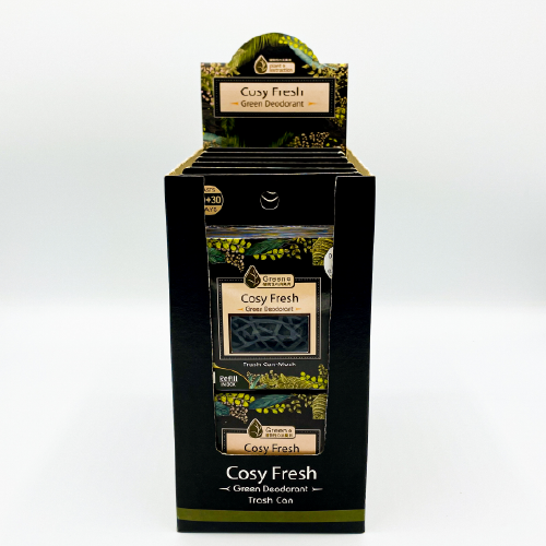 NO.295 Deodorant Trash Can Display