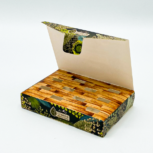 NO.299 Deodorant Mini Box Using Scene