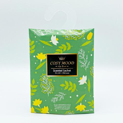 NO.301 Cosy Mood Scented Sachet Mimosa