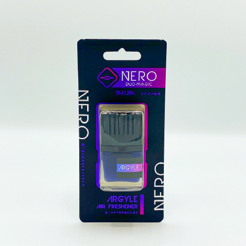 NO.306 NERO Argyle Package