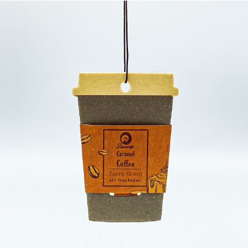 NO.311 Caffee Gusto Paper Caramel Coffee