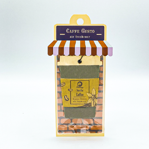 NO.311 Caffee Gusto Paper Package