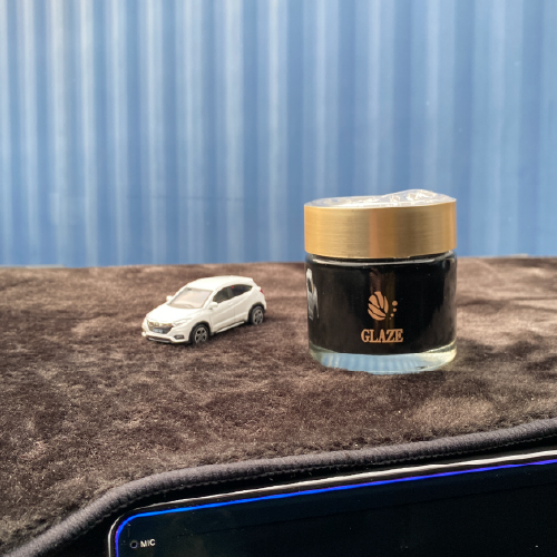 NO.95 Glaze Car Air Freshener Using Scene