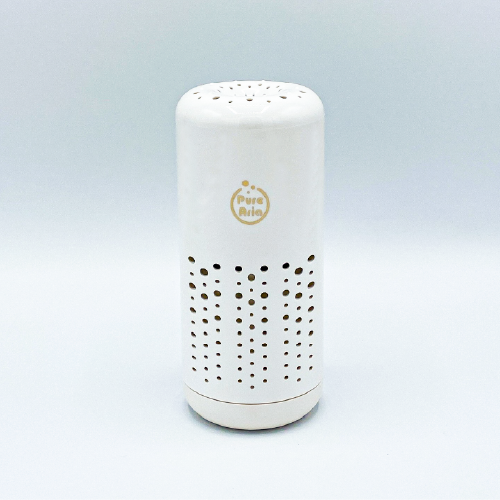 Q.58 Pure Aria Air Purifier White1