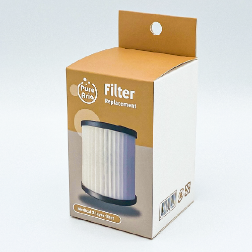 Q.58I Pure Aria Filter Replacement Package 2