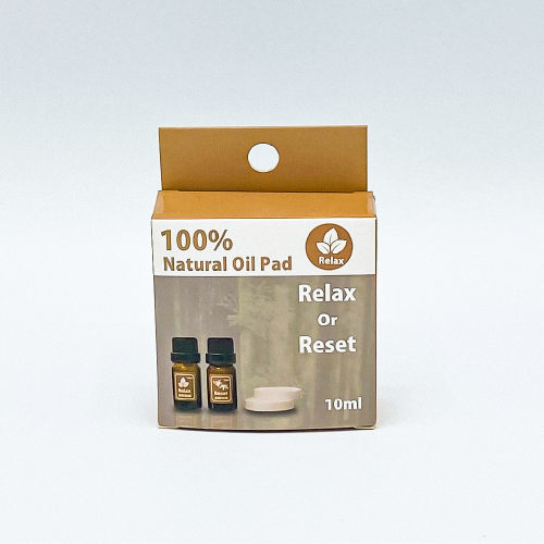 Q.58T Pure Aria Nature Oil Pad Package