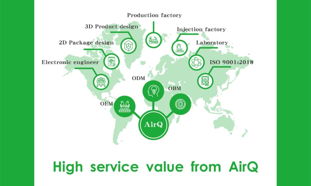Air Freshener - OEM, ODM, OBM - about us