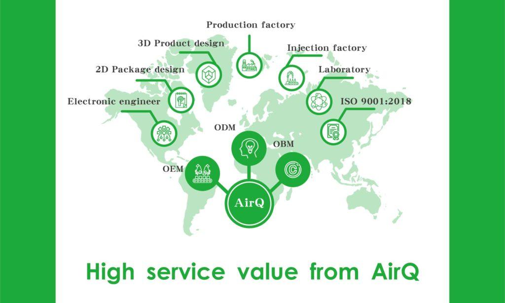 Air Freshener - OEM, ODM, OBM - about us