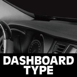 Dashboard type