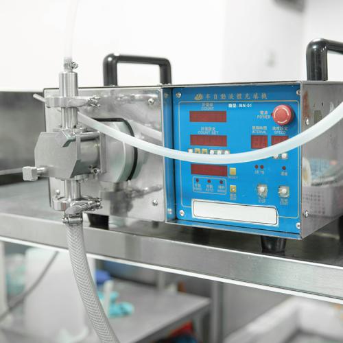 Bottle filling machine 1