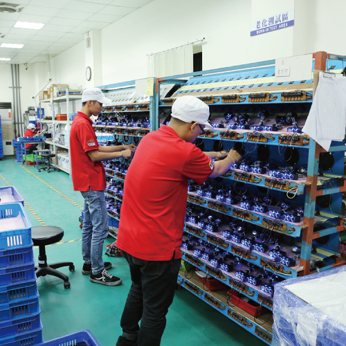 Professional electronics manufacturing production line 1