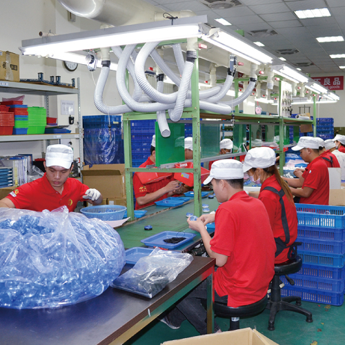 Professional electronics manufacturing production line
